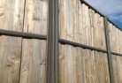 Albion VIC Lap and cap timber fencing 2