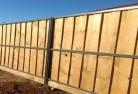 Albion VIC Lap and cap timber fencing 4
